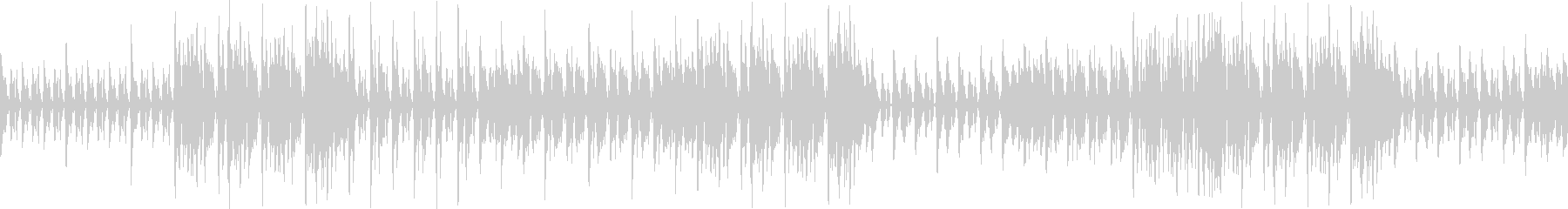 FUNK JAZZ track's unreproduced waveform
