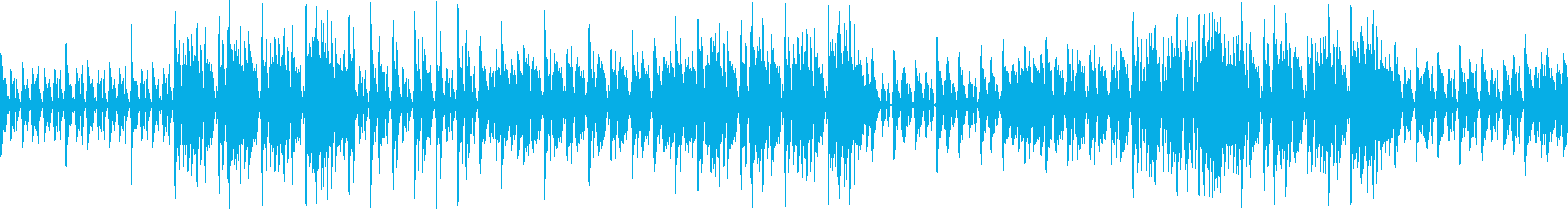 FUNK JAZZ track's reproduced waveform
