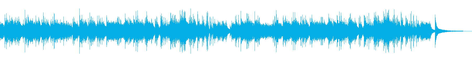 3拍子 あたたかな やさしい ピアノソロの再生済みの波形