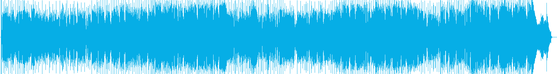 楽しさと楽しいアパラチアブルーグラ...の再生済みの波形
