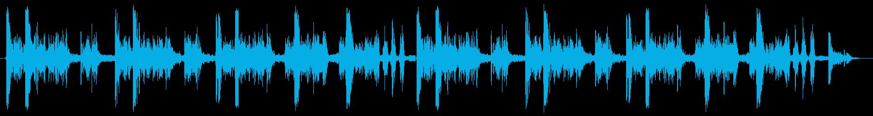 Legionary Drums P...の再生済みの波形