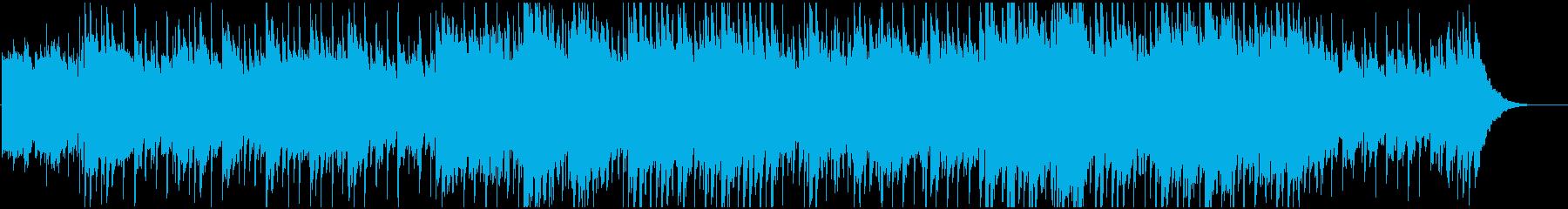 センチメンタルなBGMの再生済みの波形