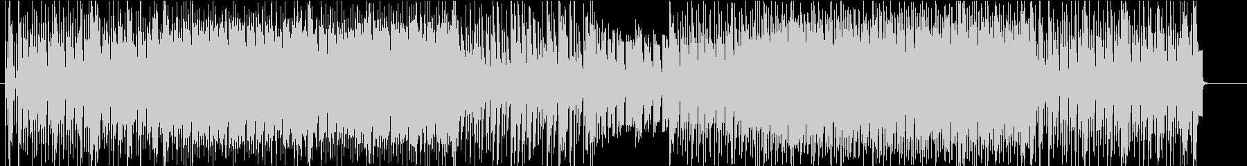 声ネタのサンプル臭がすごいする変わった曲の未再生の波形