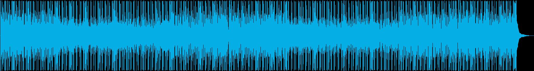 R&B 感動的 綺麗 ピアノの再生済みの波形
