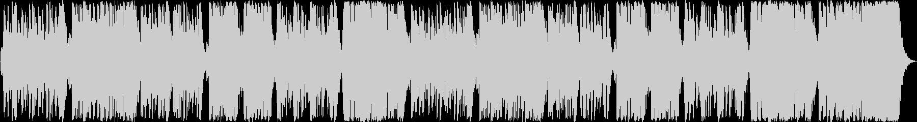 クラシック オーケストラ 中世のの未再生の波形