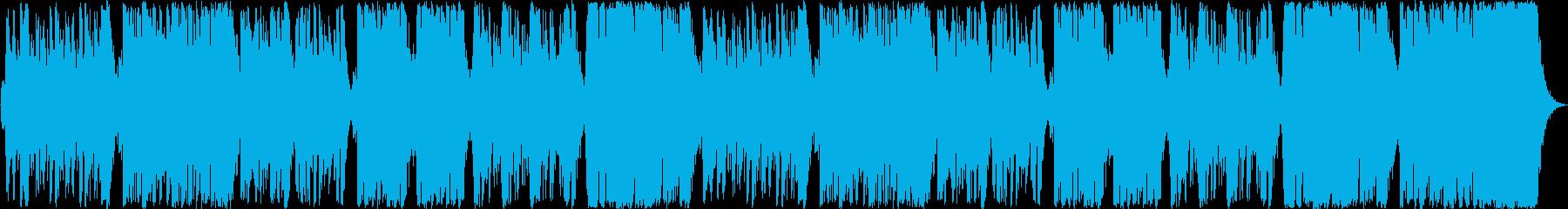 クラシック オーケストラ 中世のの再生済みの波形