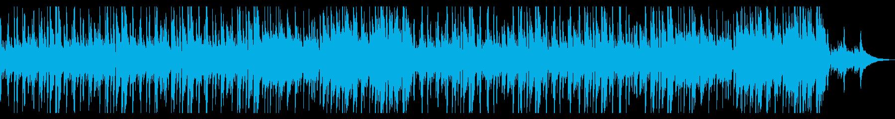 ガットギター・ゲーム・アニメ・ファンタジの再生済みの波形