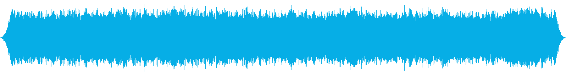 ヘビーブリザードウィンド:細い突風...の再生済みの波形