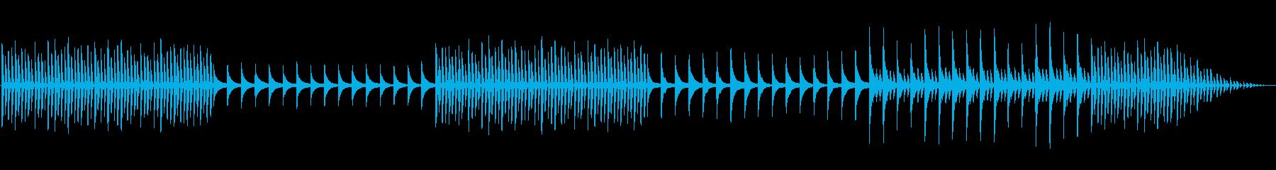 「自我の芽生え」漠然とした不安ピアノソロの再生済みの波形