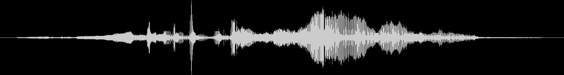 450 Cc 4ストローク:アプロ...の未再生の波形