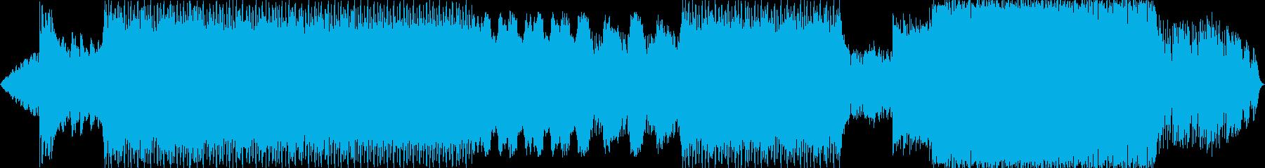 シネマティック 感情的 説明的 勝...の再生済みの波形