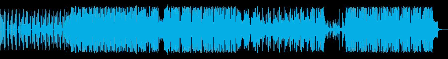 テクノ アクション 技術的な 楽し...の再生済みの波形