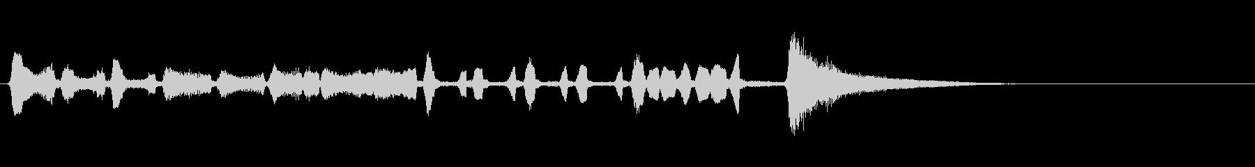 【生演奏】アコーディオンジングル16の未再生の波形