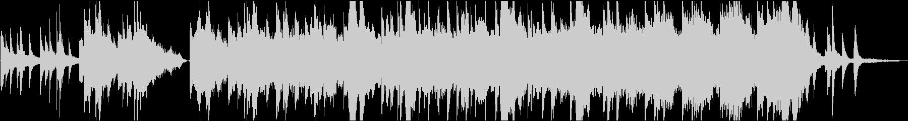 企業VP7 16bit48kHzVer.の未再生の波形