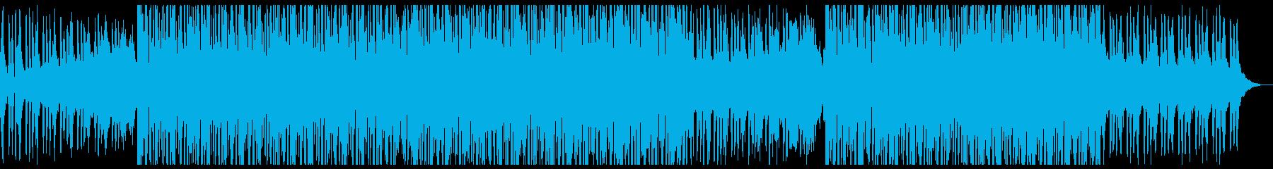 ベルがおしゃれなチルポップトラック♪の再生済みの波形