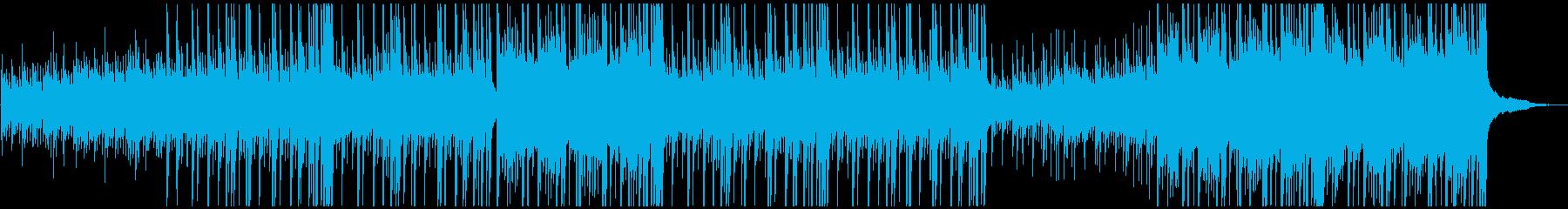 Hiphop/Pianoの再生済みの波形