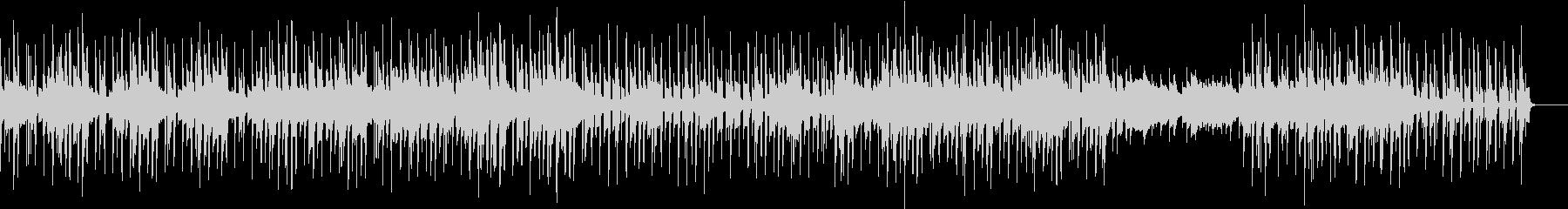 ほのぼのとした雰囲気 トリップ チルの未再生の波形