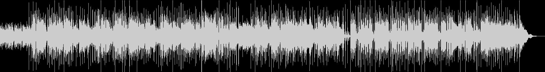 英詞、70sUK風12弦アコギの緩サイケの未再生の波形