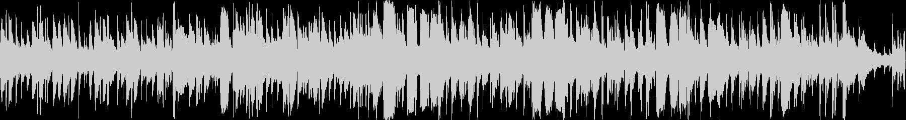 海の情景のあるボサノバやジャズなどの要…の未再生の波形