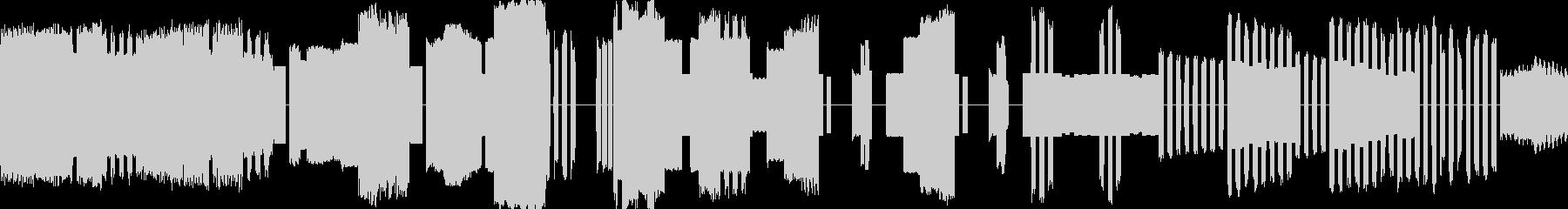 8bit・ループ・洞窟・ラストダンジョンの未再生の波形