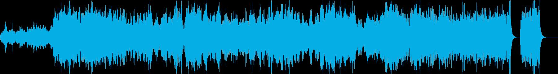 ゲオルク・フリードリヒ・ヘンデルのカバーの再生済みの波形
