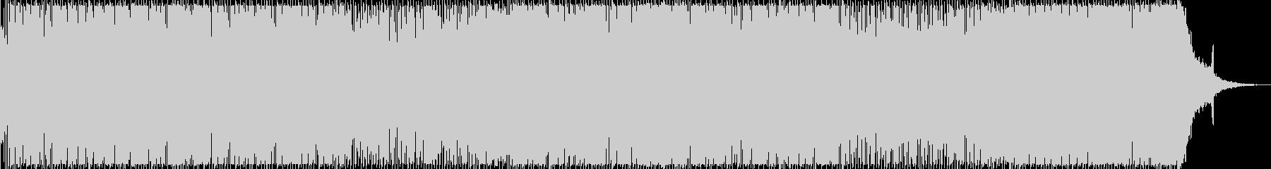 かわいいノリの良いEDM ロング・メロ無の未再生の波形