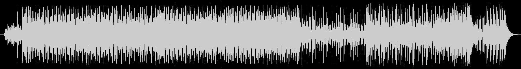 和楽器+エレクトロの和風ダンス曲の未再生の波形
