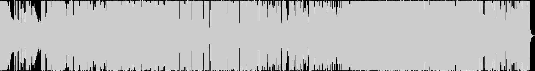 オープニングに最適なトランスBGMの未再生の波形