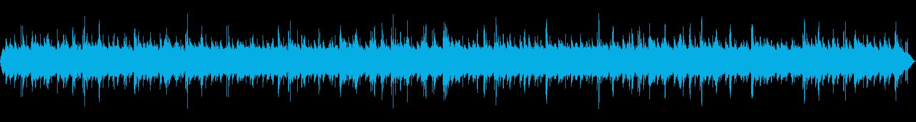 15分 宇宙 交信 癒し プラネタリウムの再生済みの波形