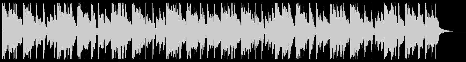 アーバン/都会/R&B_No458_4の未再生の波形