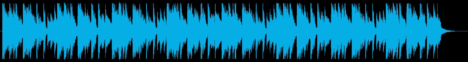 アーバン/都会/R&B_No458_4の再生済みの波形