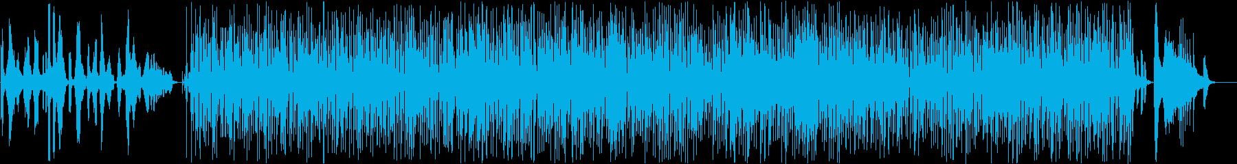 フランス・パリのアコーディオン・ジャズの再生済みの波形