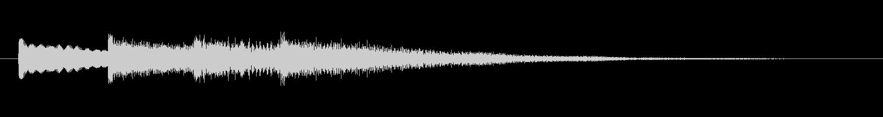 【チャイム 学校03-06】の未再生の波形