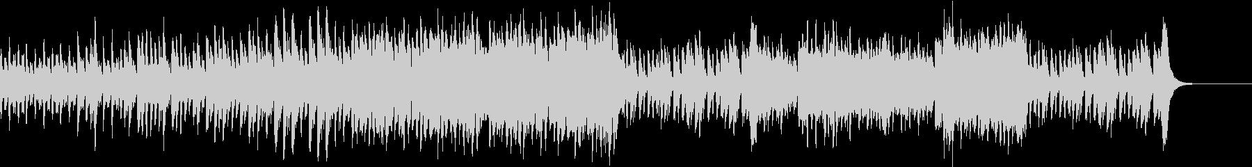 アラビアン ディズニー風 BGMの未再生の波形