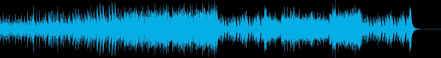 アラビアン ディズニー風 BGMの再生済みの波形