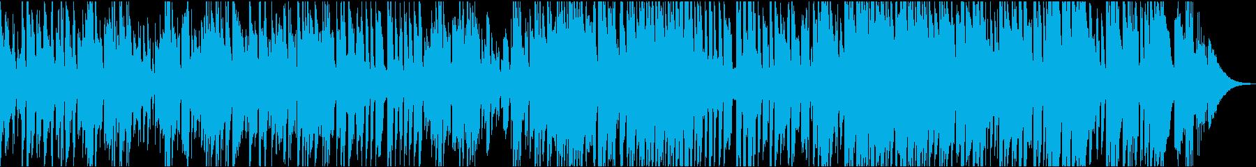 バサノバ 広い 壮大 さわやかな ...の再生済みの波形
