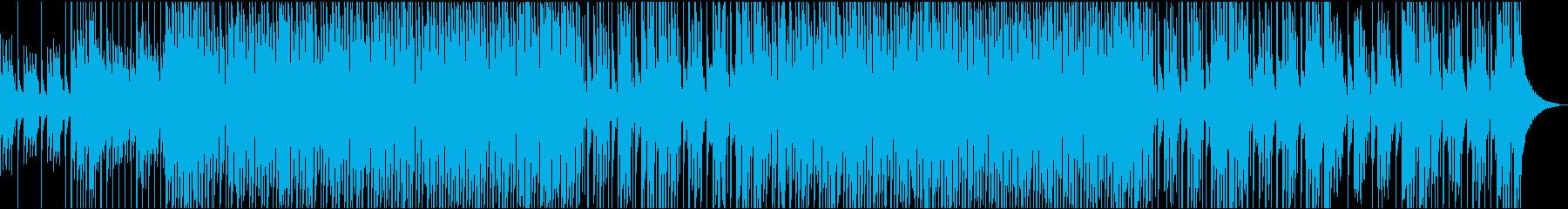 インディーロック 新しい ポップ ...の再生済みの波形