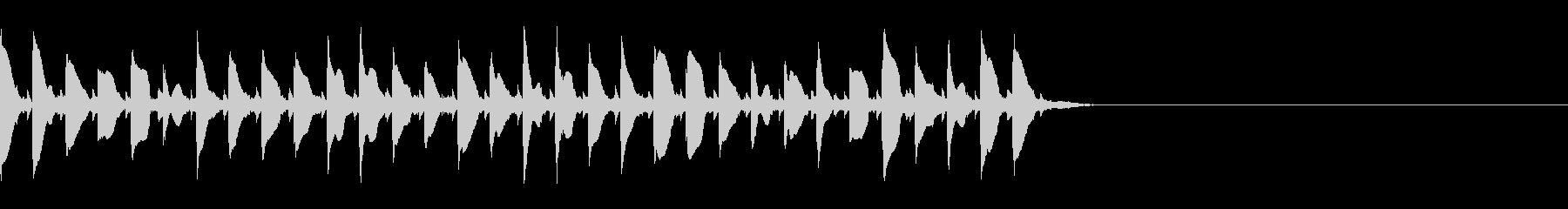 (話す、テキスト表示)長めA06の未再生の波形