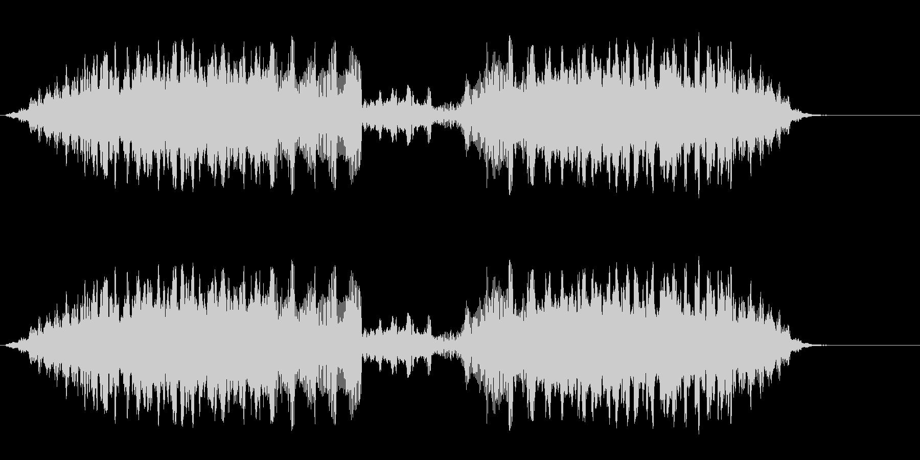 トゥルルルルートゥルンの未再生の波形