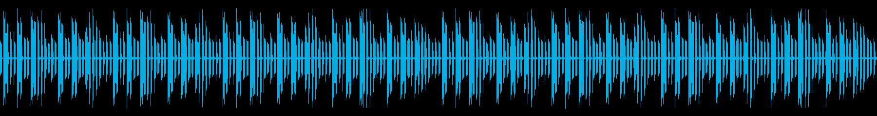 【ループ】ファミコン・ほのぼの・かわいいの再生済みの波形