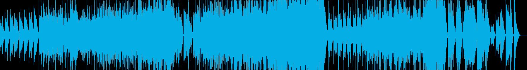 ピアノとドラムが奏でる絶妙なバラードの再生済みの波形