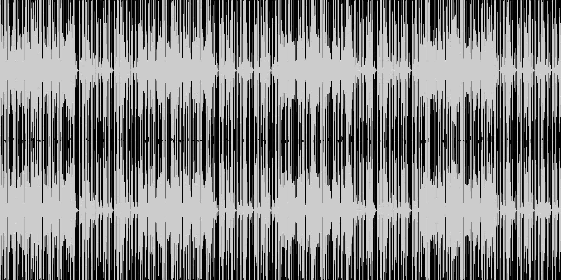 哀愁感・セクシー・メロウ・秋ヒップホップの未再生の波形