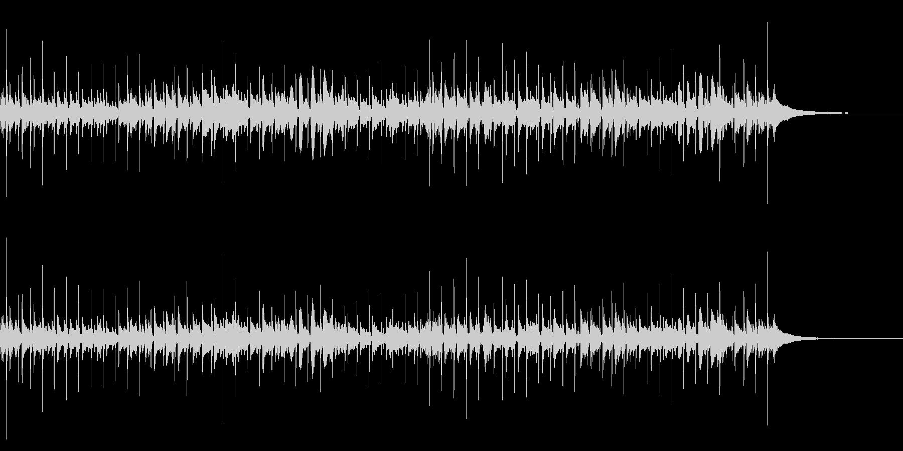 アコギ46/これぞ生演奏、アップテンポの未再生の波形