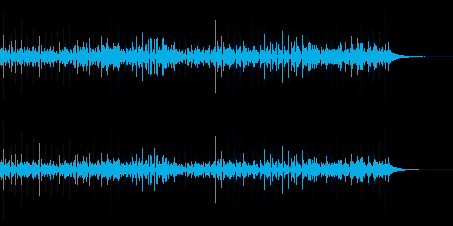 アコギ46/これぞ生演奏、アップテンポの再生済みの波形
