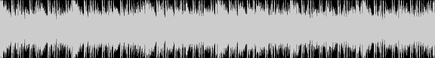 賑やかビッグビート・バラエティ ループの未再生の波形