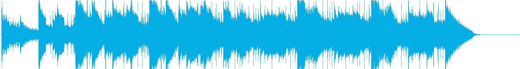 星 川 おしゃれ 自然 優しい しっとりの再生済みの波形