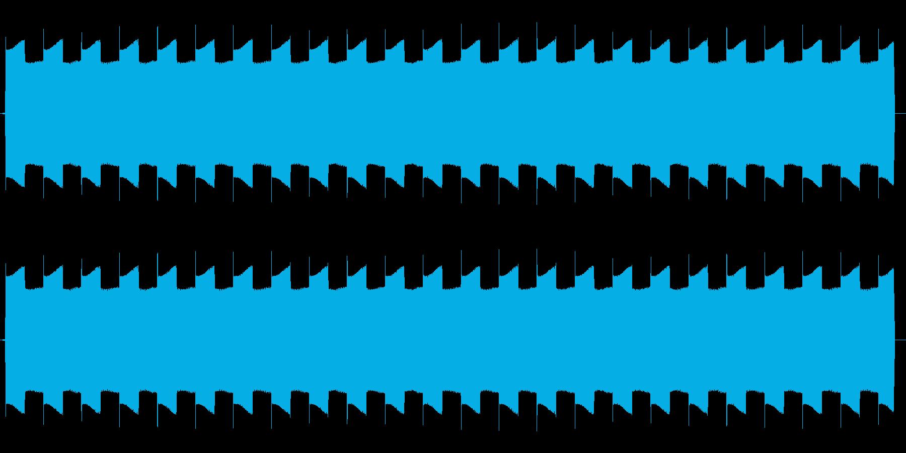 ピヨピヨピヨ(放送禁止ピー音などに)の再生済みの波形