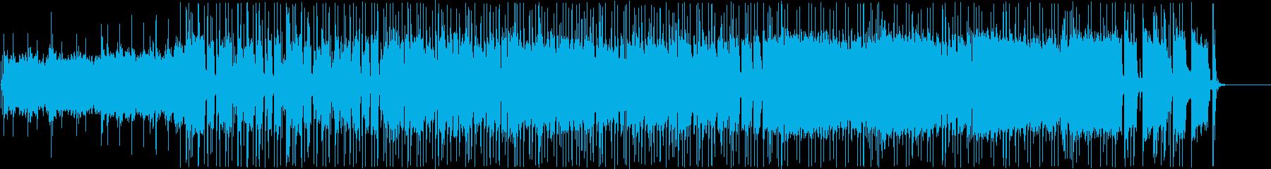 【メロディー抜き】ノリがよくてシンプルなの再生済みの波形
