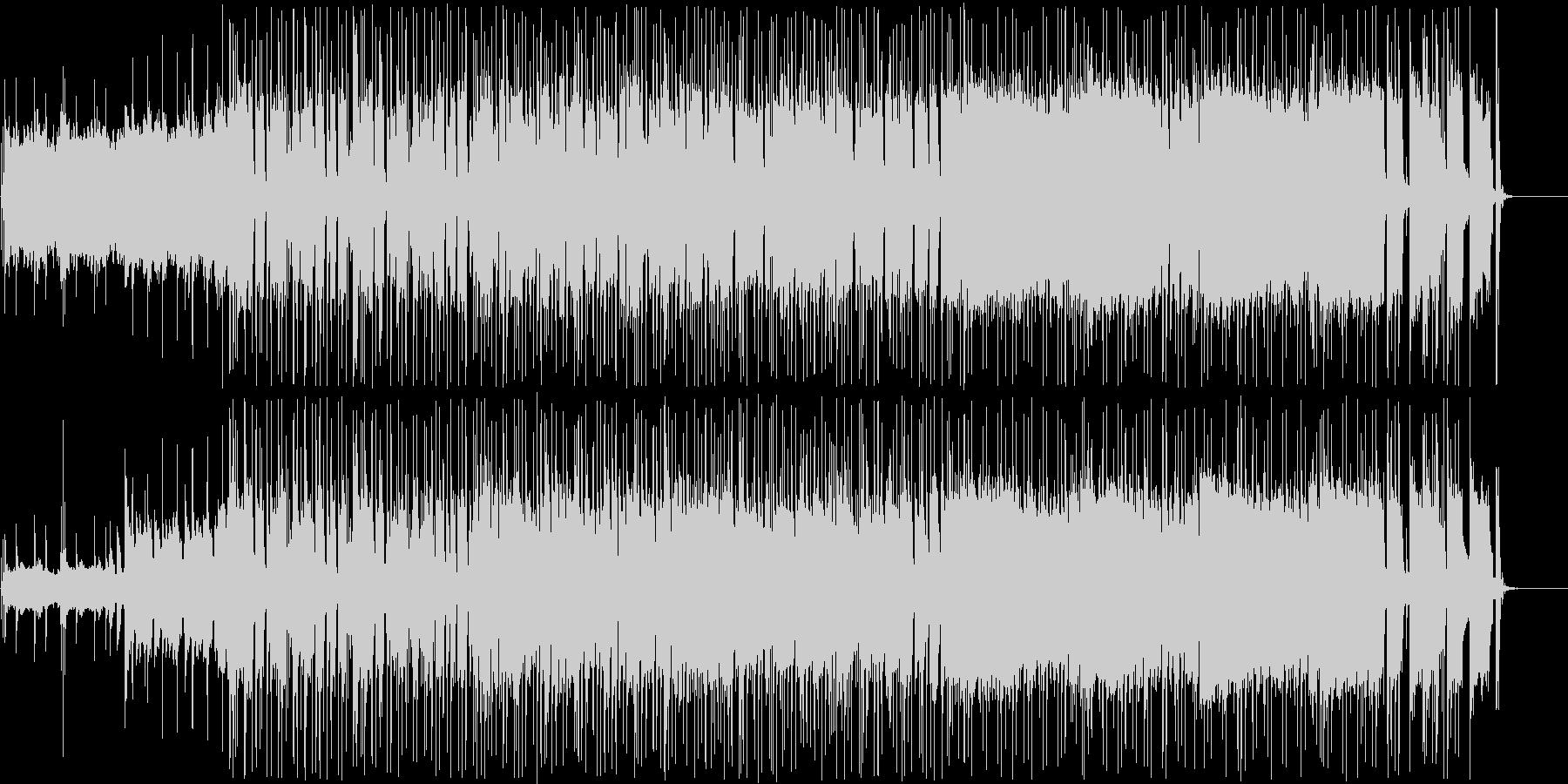 【メロディー抜き】ノリがよくてシンプルなの未再生の波形