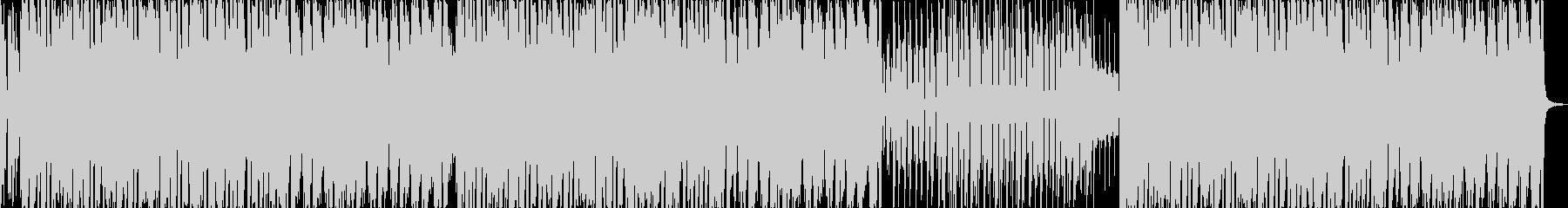 パチンコにありそうな明るいBGM.wavの未再生の波形